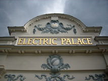 The Electric Palace Cinema, Harwich, Essex Stock Photo