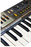 Electric piano Royalty Free Stock Photography