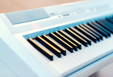 Electric piano Stock Photos