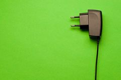 Electric plug Royalty Free Stock Photography