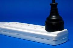 Electric plug Royalty Free Stock Image