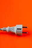 Electric plug Royalty Free Stock Photo