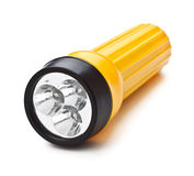 Electric Pocket Flashlight Royalty Free Stock Photography