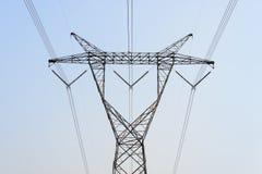 Electric Pole stock illustration