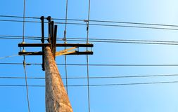Electric power Royalty Free Stock Photo