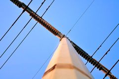 Electric power Royalty Free Stock Photos