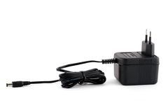 Electric Power Adapter Stock Photography