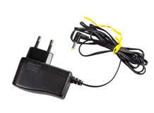 Electric power adapter Royalty Free Stock Photos