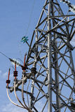 Electric Power allinea il connettore Fotografia Stock Libera da Diritti