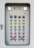 Electric power control Stock Photos