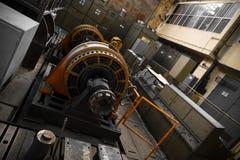 Electric power generator Royalty Free Stock Image