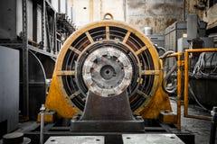 Electric power generator Stock Photo
