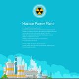 Electric Power-Getriebe von einem Kraftwerk Stockfotos