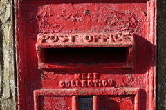 Post office box Royalty Free Stock Images