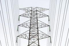 Electric Power se eleva imagen de archivo libre de regalías