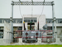 Electric power station. In China Stock Images