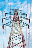 Electric  power tower Royalty Free Stock Photography