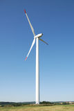 Electric Power Windmill Stock Images