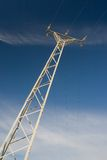 Electric pylon Stock Photography