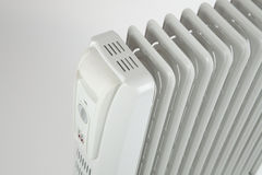 Electric Radiator Stock Photography