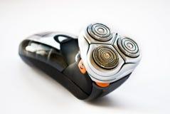 Electric razor. On a white background Stock Image