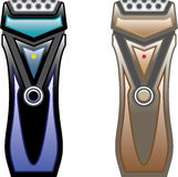 Electric Razor Royalty Free Stock Images