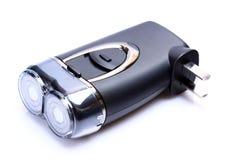 Electric razor shaver full kit Royalty Free Stock Photos