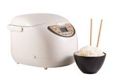 Electric rice cooker Stock Photos