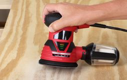 Electric Sander Stock Photography