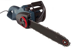Electric saw Stock Photography