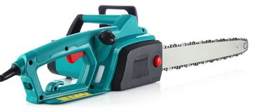 Electric saw Stock Images