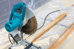 Electric saw Stock Photos