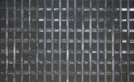Electric Scoreboard Detail Stock Photos