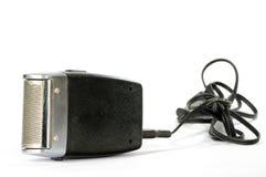Electric shaver vintage Stock Photo