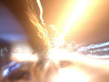 Free Electric Shock Royalty Free Stock Photo - 130609005