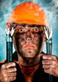 Electric Shock Stock Image