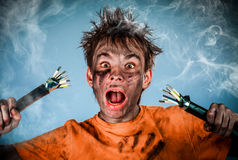 Electric Shock royalty free stock photography