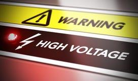 Electric Shock, Electrocution Stock Photos