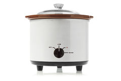 Electric Slow Cooker Stock Photos