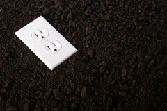 Electric socket Stock Images