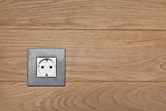 Electric socket Royalty Free Stock Photo