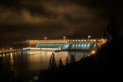 electric station Στοκ Φωτογραφίες