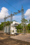 Electric station Stock Images