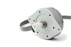 Electric stepper motor Royalty Free Stock Photo