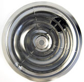 Electric stove burner Stock Photography