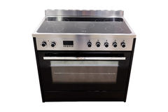 Electric stove Royalty Free Stock Photography