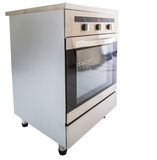 Electric Stove V Royalty Free Stock Photo
