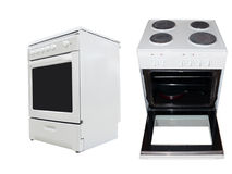 Electric stoves Stock Photography