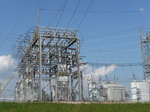 Free Electric Substation Stock Photography - 10884062