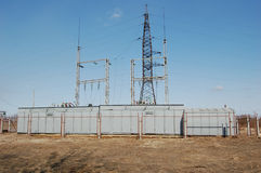 Free Electric Substation Stock Photography - 5010352